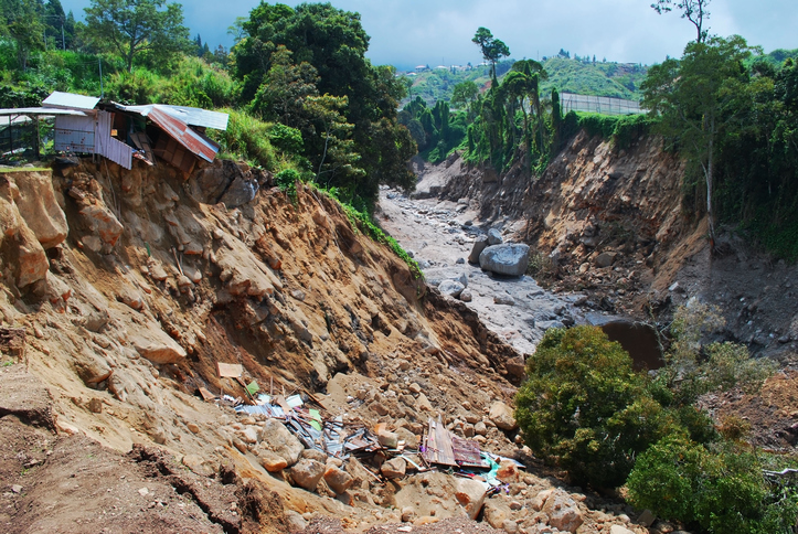 What You Need to Know About Landslides