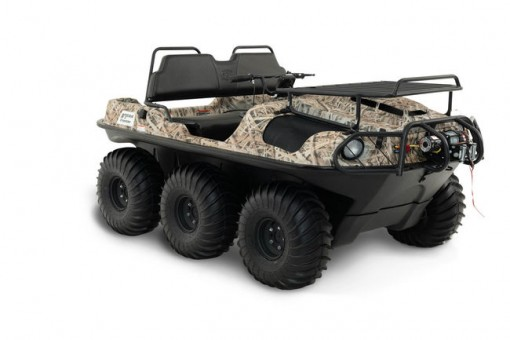 The 2019 Frontier 700 Scout 6x6
