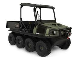 The 2020 Argo Conquest Pro Series: The Perfect Vehicles for Work in the Wilderness