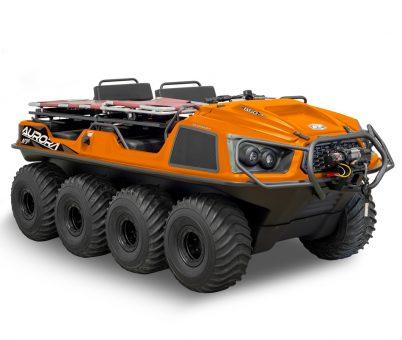 Argo Aurora SX 8x8 Responder Orange
