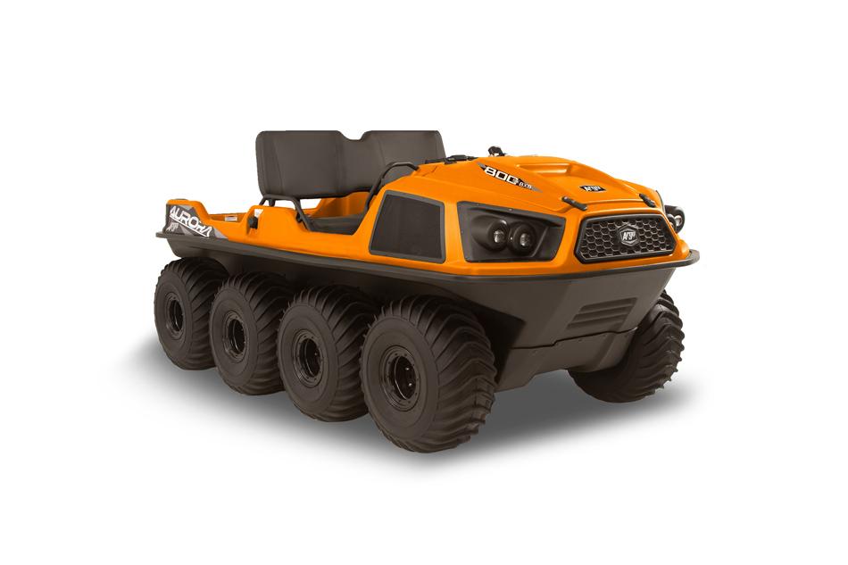 Argo Aurora 800 SX 8x8 Orange