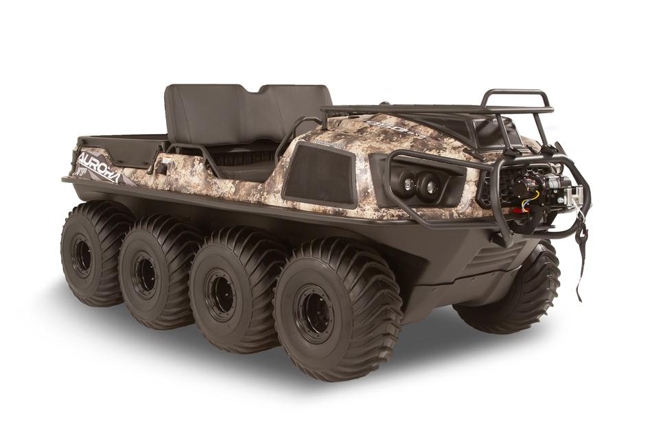 Argo Aurora 950 SX Huntmaster 8x8 Camo