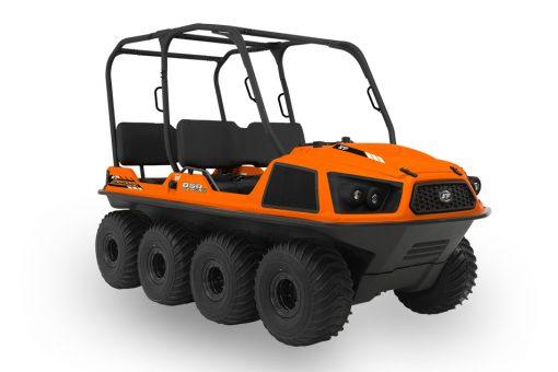Argo Aurora 850 SX-R 8x8 Orange