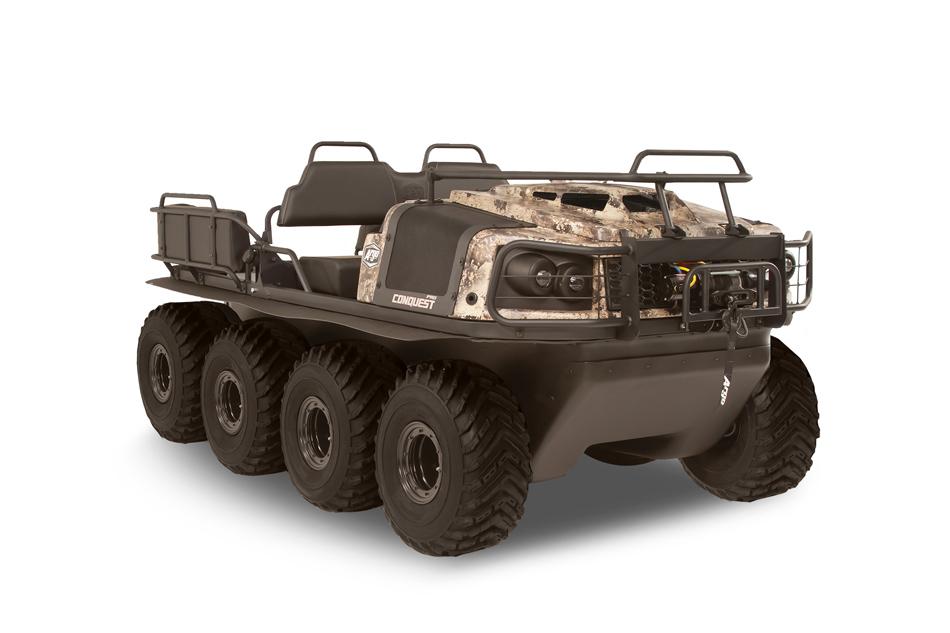 Argo Conquest 800 Outfitter 8x8 Camo