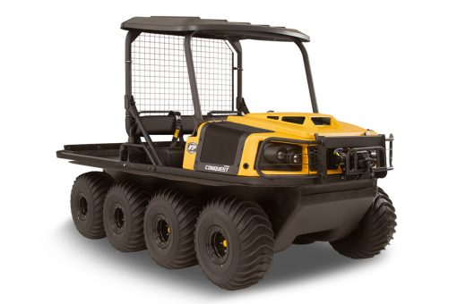 Argo Conquest Pro 800 XT-L 8x8 Yellow