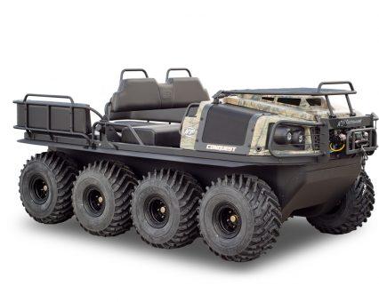 Argo Conquest Pro Outfitter 800 8x8 Camo