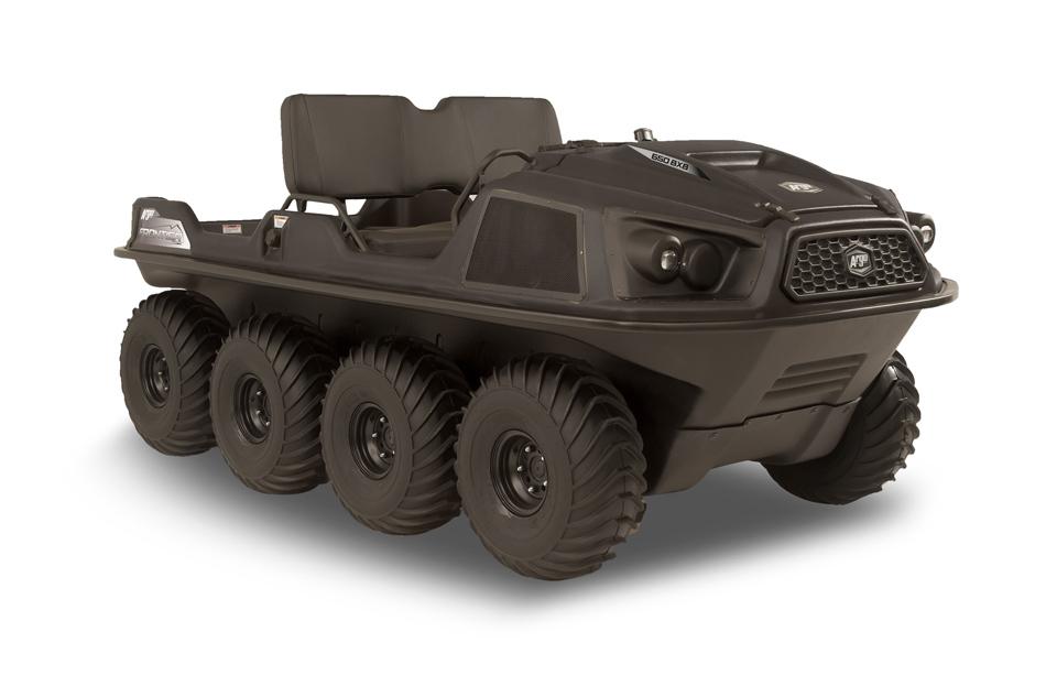 2022 Argo Frontier 650 8x8 Black