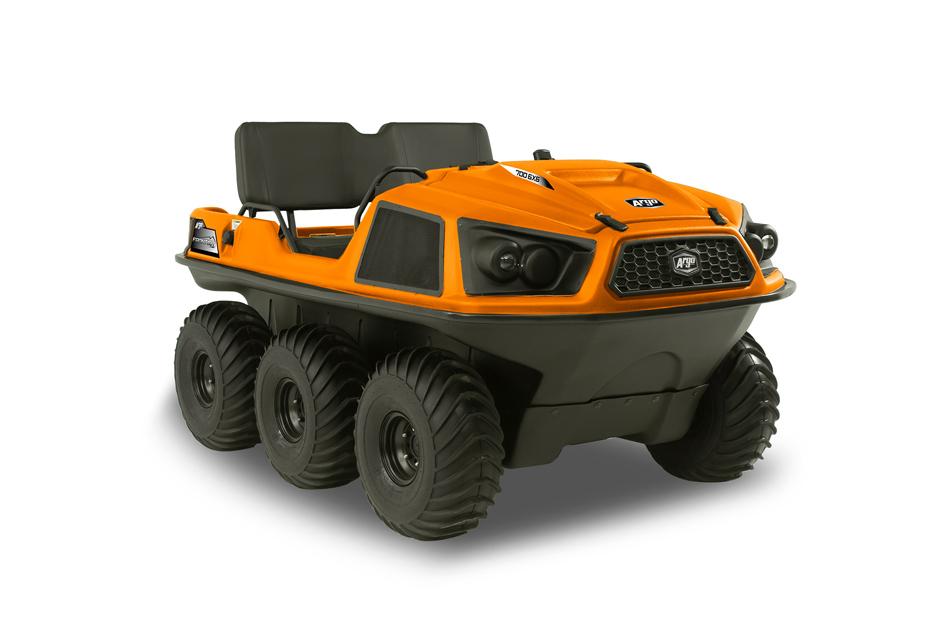 2022 Argo Frontier 700 6x6 Orange