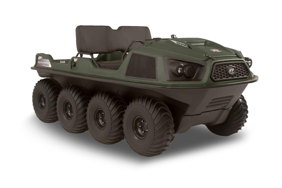 2022 Argo Frontier 700 8x8 Green