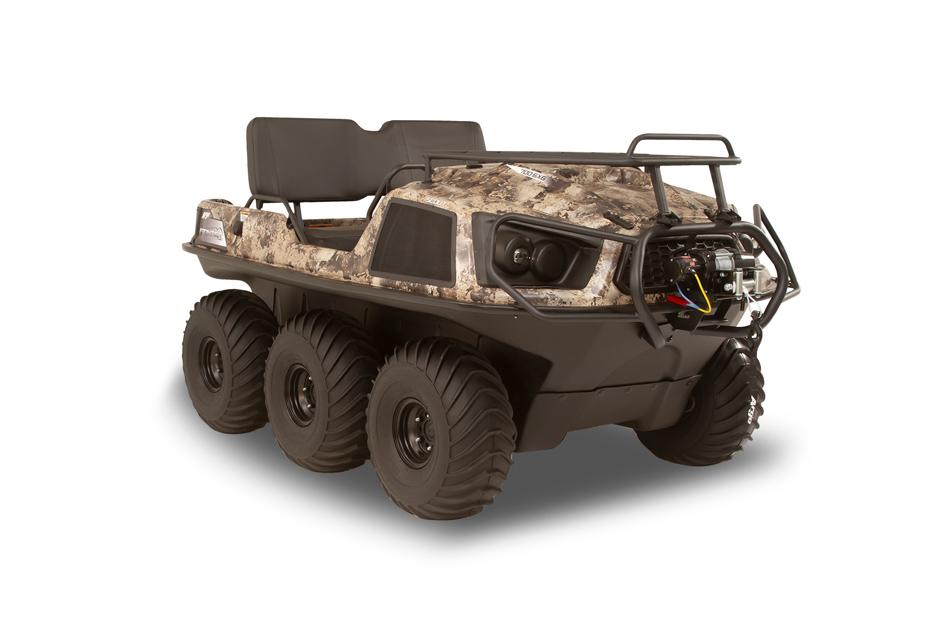 2022 Argo 700 Scout 6x6 Camo