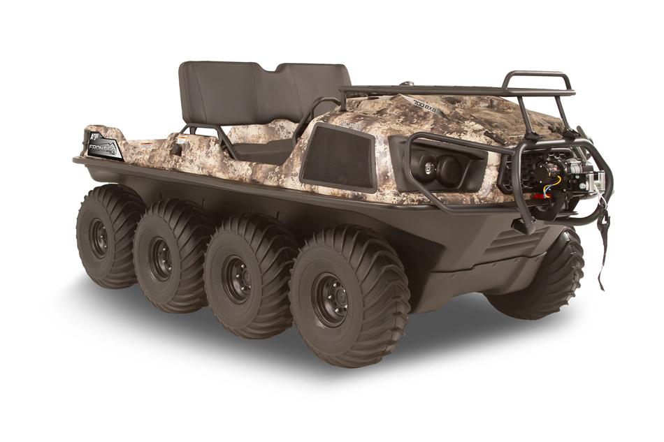 2022 Argo Frontier 700 Scout 8x8 Camo