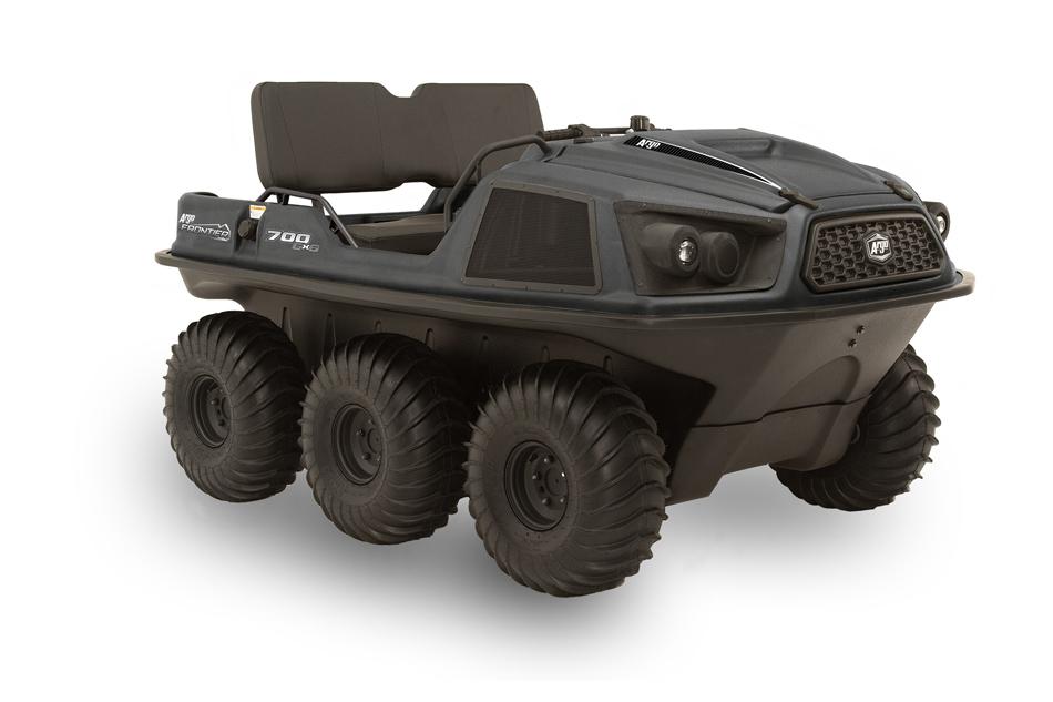Argo Frontier 700 6x6 Black