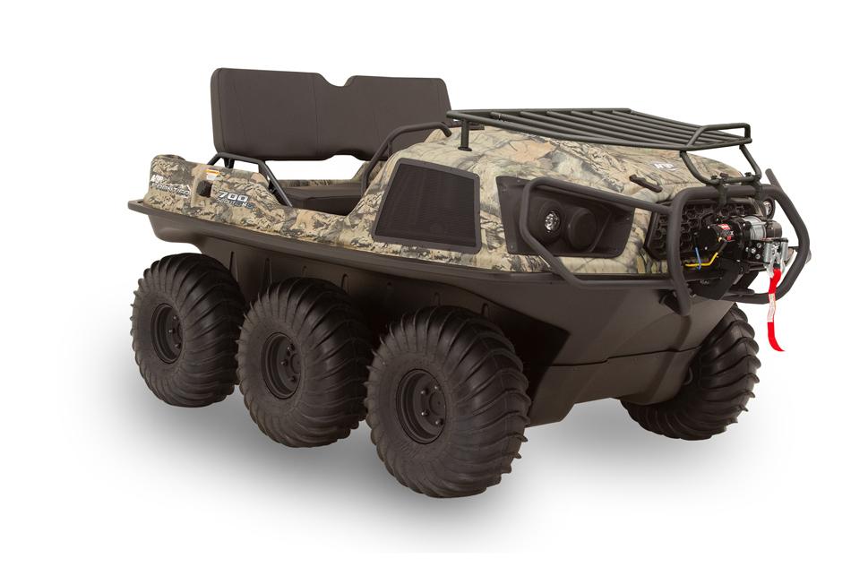 Argo Frontier 700 Scout 6x6 Camo