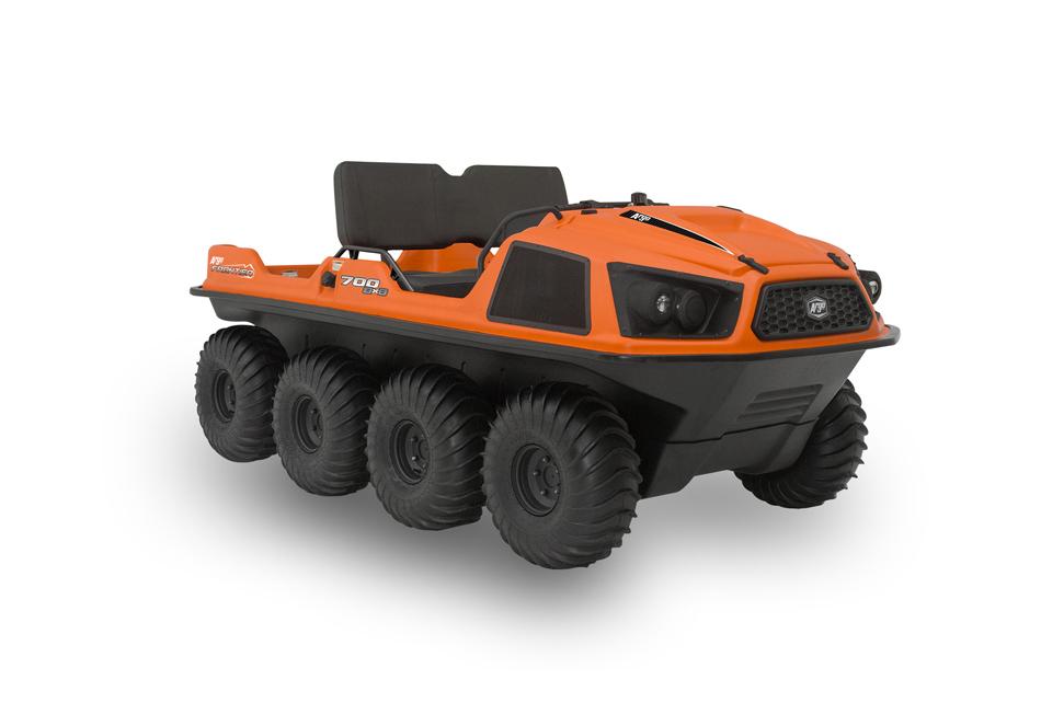 Argo Frontier 700 8x8 Orange