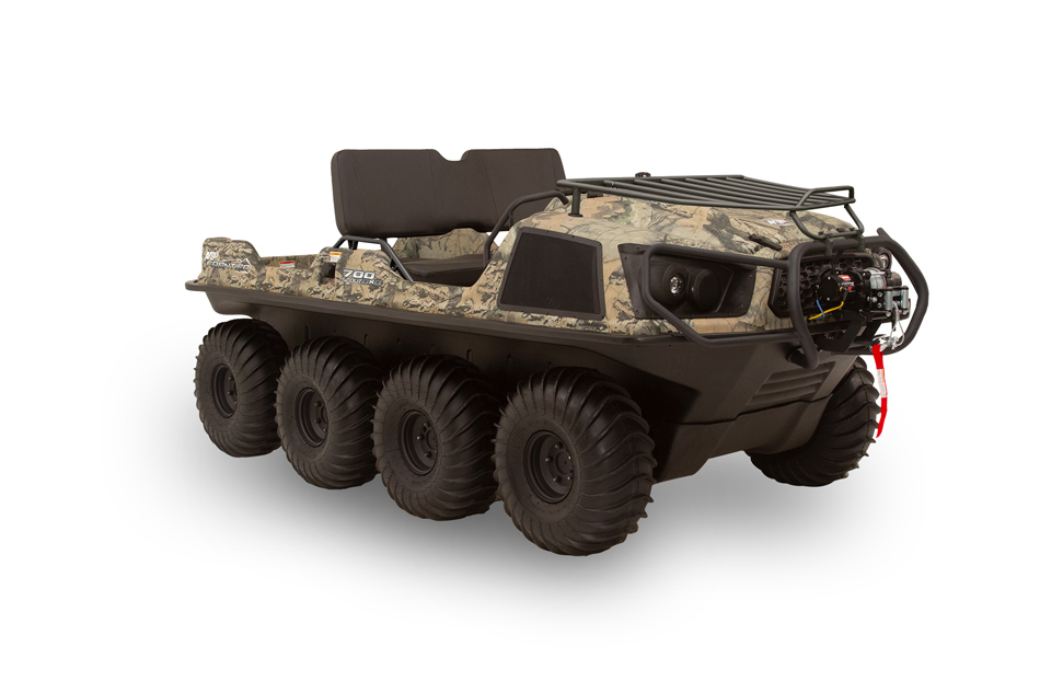 Argo Frontier 700 Scout 8x8 Camo